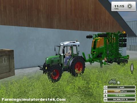 Fendt 209 Traktör