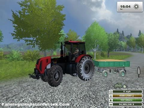 Photo of MTZ 3522 Traktör