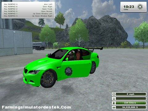 BMW M3 Versiyon 1.0