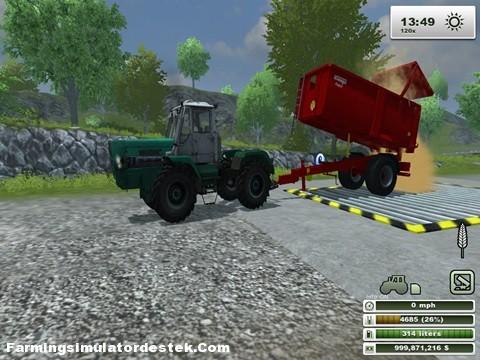 Photo of T 150K Yeşil Traktör