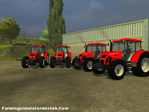 Photo of Zetor Forterra Traktör Paketi