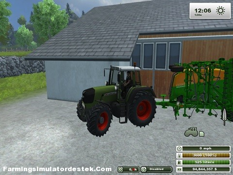 Photo of Fendt Vario 930 TMS Traktör
