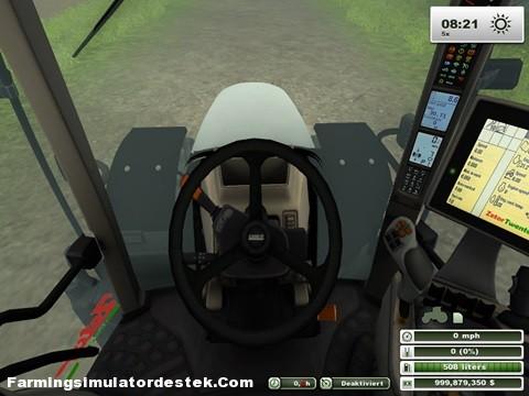 Photo of Steyr CVT 6230 Traktör