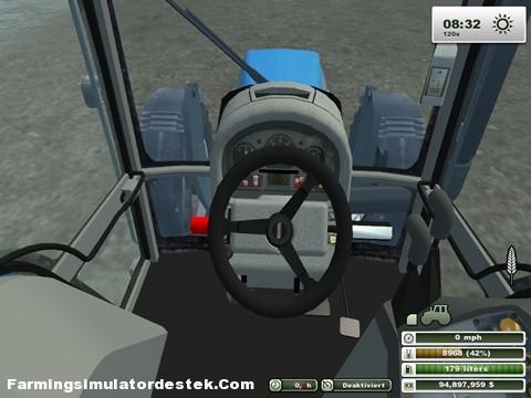 Photo of Valtra N111 FL Mavi Traktör