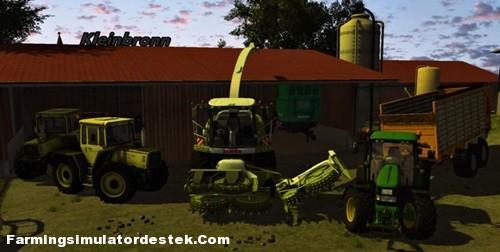 Photo of Kleinbronn Çiftlik Haritası
