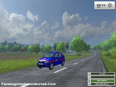 Dacia Logan Servis Aracı