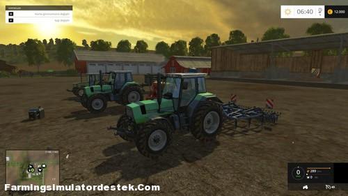 Photo of FSDESTEK – Farming Simulator 2015 İlk İnceleme Videosu