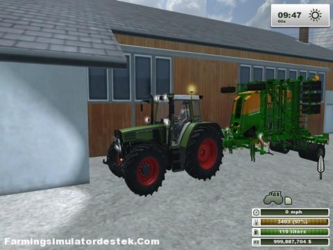 Photo of Fendt Favorit 515 Traktör