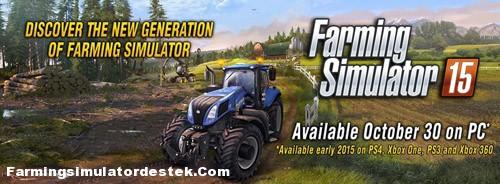 Photo of Farming Simulator 2015 Bütün Araçlar