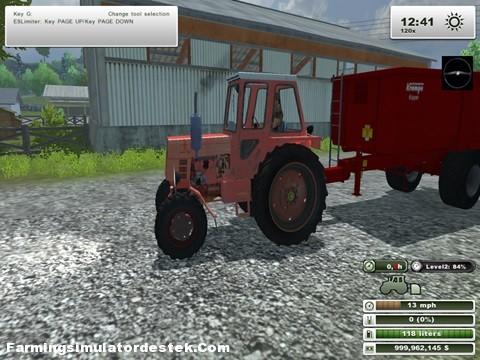 Photo of LTZ 55 Traktör