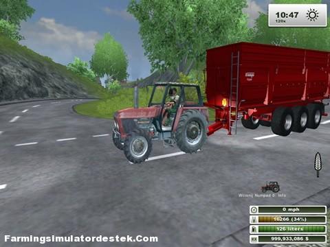 Photo of Ursus 912 Traktör