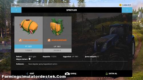 farmingsimulator2015ilaclamamakinalari