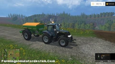 FS 2015 – Case Puma 160 Traktör