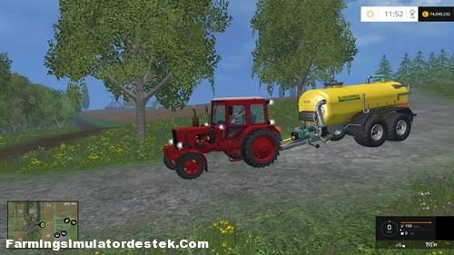 Photo of FS 2015 – MTZ 82 Traktör