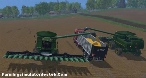 Photo of Farming Simulator 2015 Modern Tarım – Mısır Hasatı