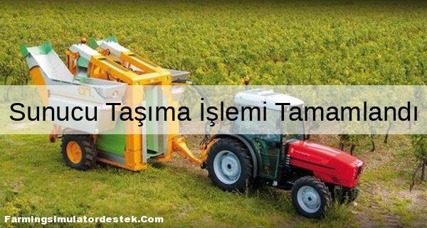 Photo of FSDESTEK Yeni Sunucusunda