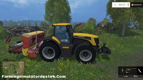 Photo of FS 2015 – JCB Fastrac 8310 Traktör