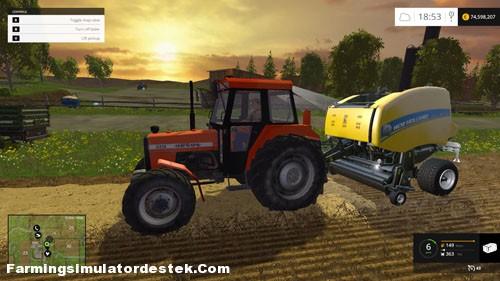 Photo of FS 2015 – Ursus 5314 Traktör