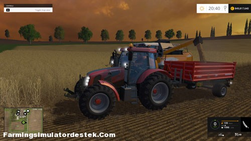 Photo of FS 2015 – Ursus 15014 Traktör
