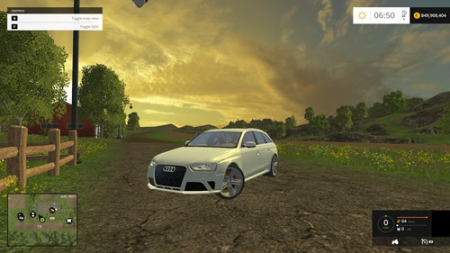 Photo of FS 2015 – Audi Allroad Araba Yaması