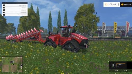 Photo of FS 2015 – Case IH Steiger 370 Traktör