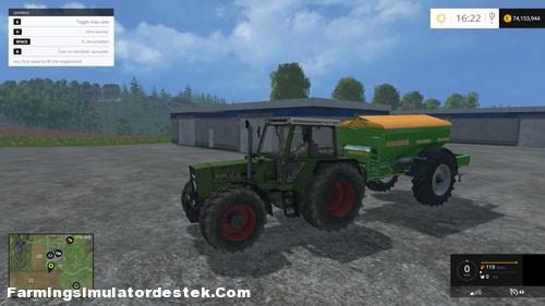 Photo of FS 2015 – Fendt Favorit 611 LSA Traktör