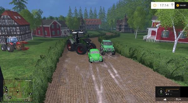 29 Ocak – Hollandalı'nın Çiftliği