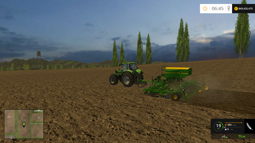 Photo of FS 2015 – John Deere 750A Mibzer
