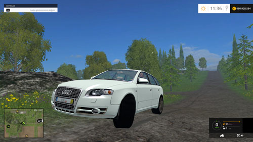 Photo of FS 2015 – Audi A4 Avant Quattro Versiyon 1.1