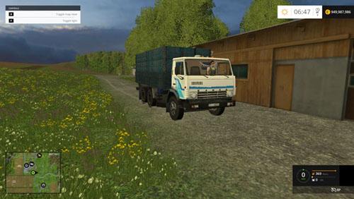 Photo of FS 2015 – Kamaz 53212 Kamyon Modu
