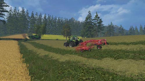 Photo of Farming Simulator 2015 – Bergmoor 2K15 Köy Haritası