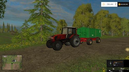 Photo of FS 2015 – MTZ-1220 Traktör