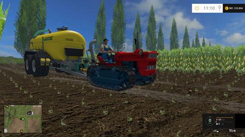 Photo of FS 2015 – Universal S445 Traktör