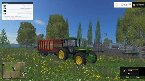 Photo of FS 2015 – John Deere 3650 Amerikan Traktör
