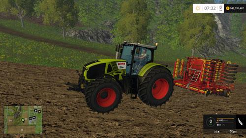 FS 2015 – Claas Axion 950 Traktör