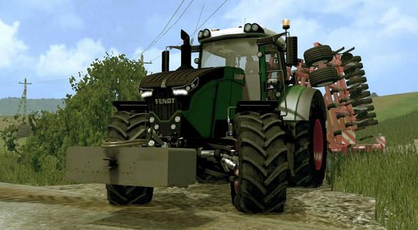 Farming Simulator 2015'te En Beğendiğiniz Meslek