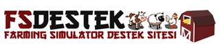 FSDESTEK – Farming Simulator Oyunları  Mod ve Destek Sitesi
