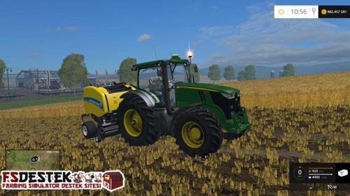 Photo of FS 2015 – John Deere 7200R Traktör V2