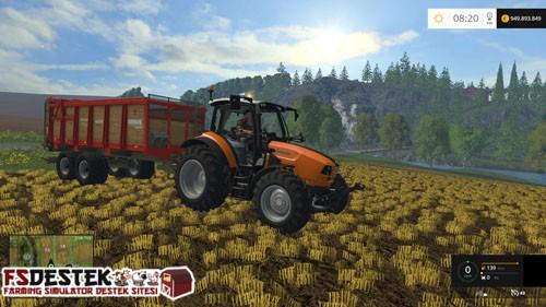 Photo of FS 2015 – Lamorghini Nitro 120 Traktör