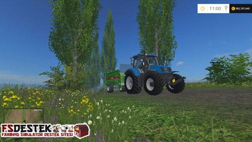 Photo of FS 2015 – New Holland T6 Traktör