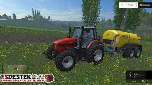 Photo of FS 2015 – Same Fortis 190 Traktör