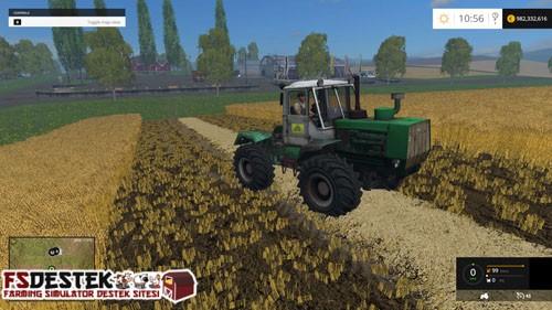 Traktör T-150 ve modifikasyonları 12