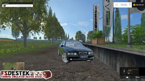Photo of FS 2015 – BMW E39 Araba Yaması