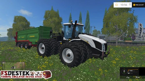 Photo of FS 2015 – New Holland T9560 Traktör