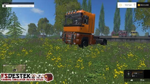 Photo of FS 2015 – Renault Integral Kamyon Paketi