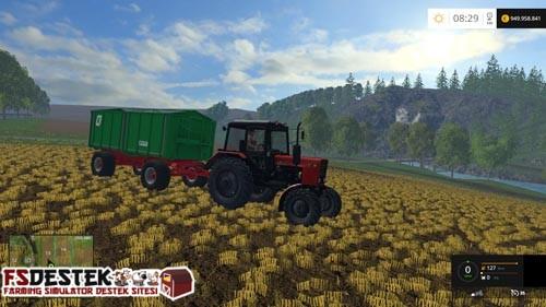 Photo of FS 2015 – MTZ 82.1 UKR Traktör