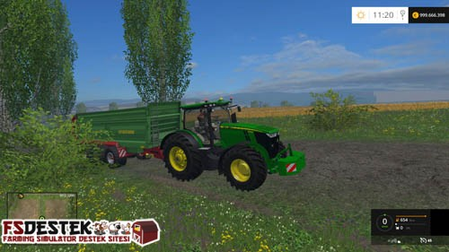 Photo of FS 2015 – John Deere Traktör Paketi