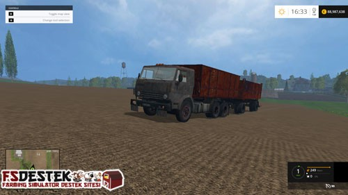 Photo of FS 2015 – Kamaz 53212 Kamyon Modu