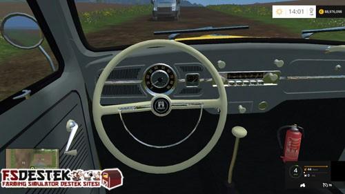 Photo of FS 2015 – Volkswagen Off-Road 1966 Model Araba Modu