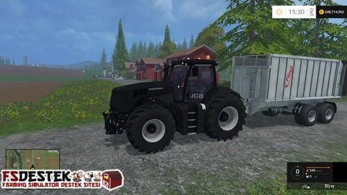 Photo of FS 2015 – JCB Fastrac 8310 Traktör Paketi